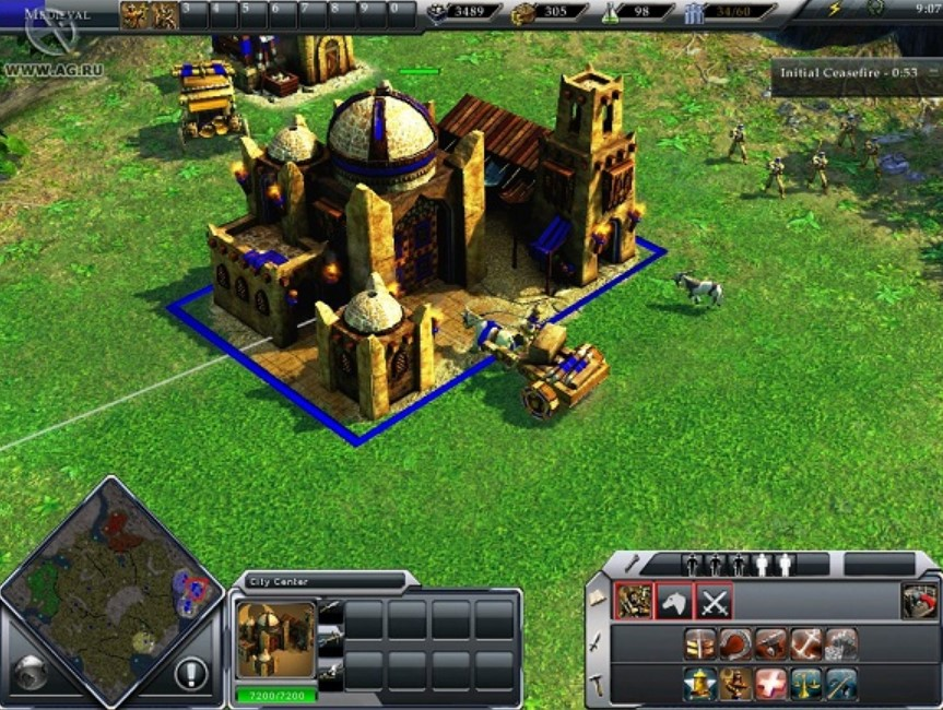 Empire Earth 3 Download Free