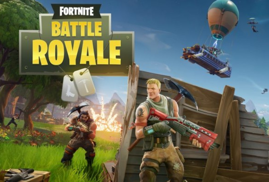 Fortnite Battle Royale Free Download PC