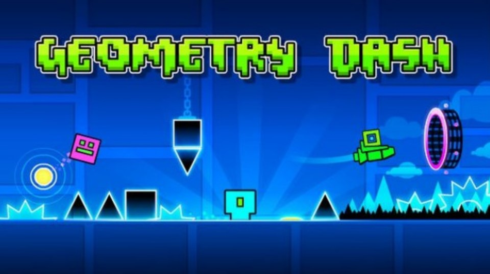Geometry Dash Free Download