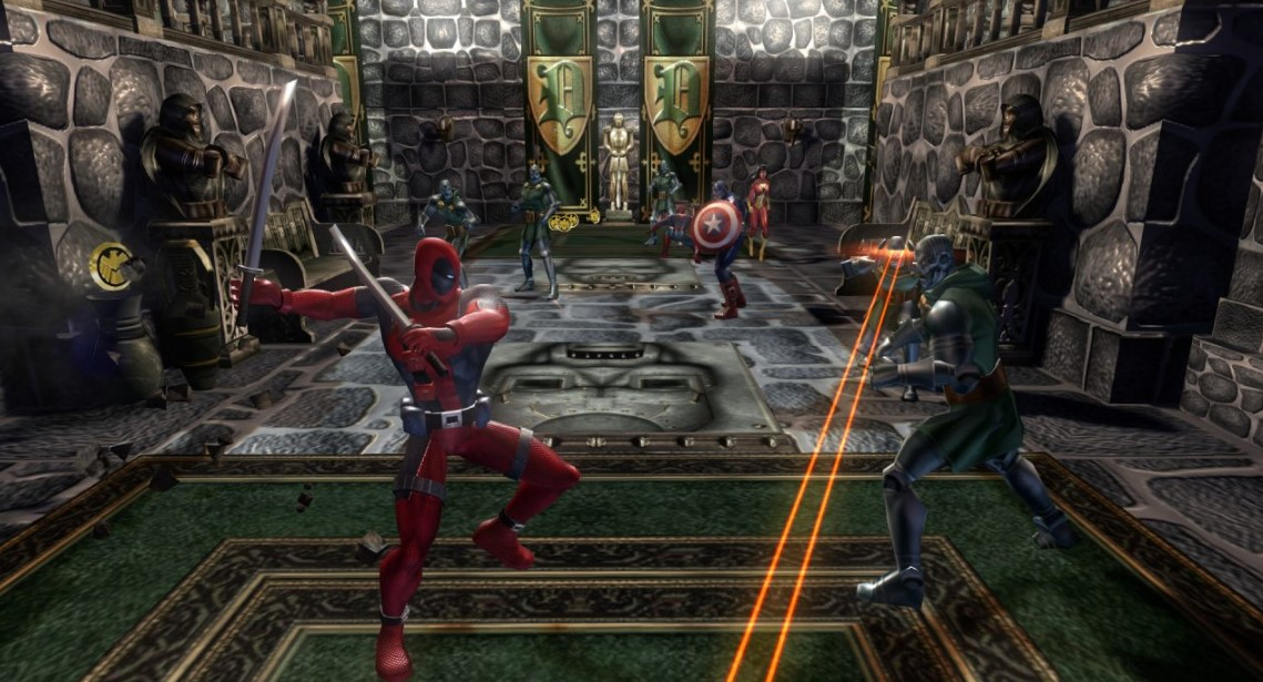 Marvel Ultimate Alliance PC Free Download