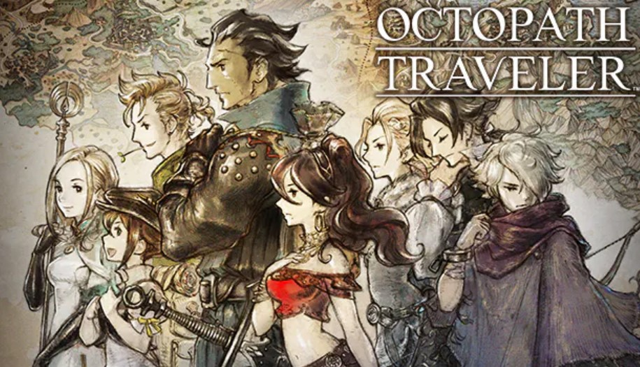 Octopath Traveler Download