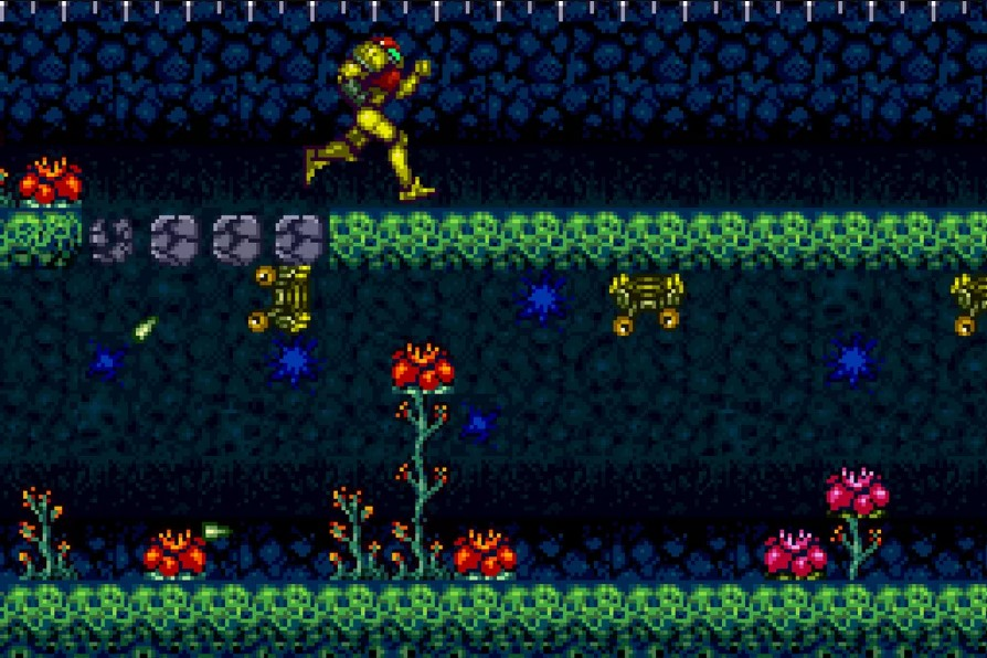 Super Metroid Rom Free Download