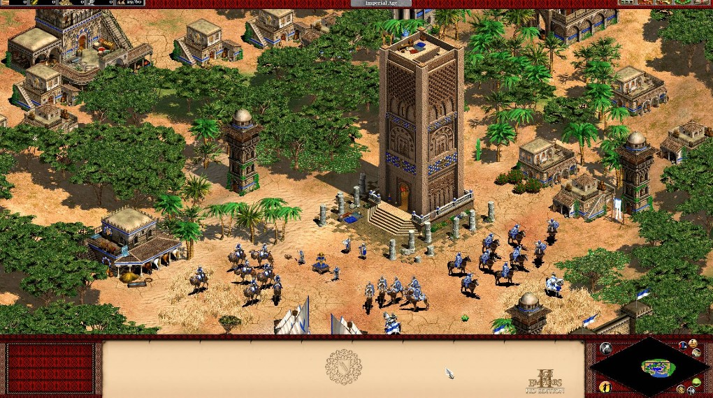 Age Of Empires 2 HD Free Download