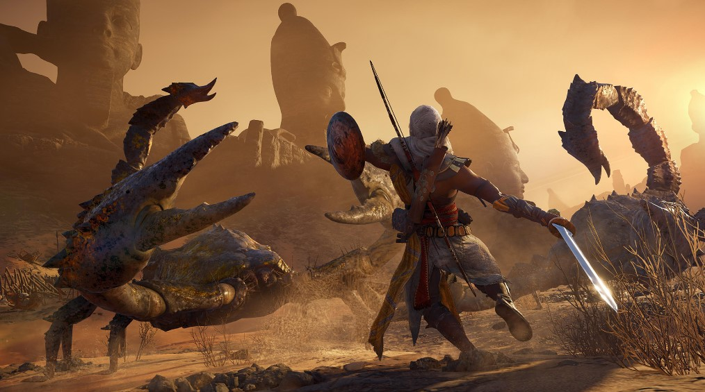 Assassin's Creed Origins PC Free Download