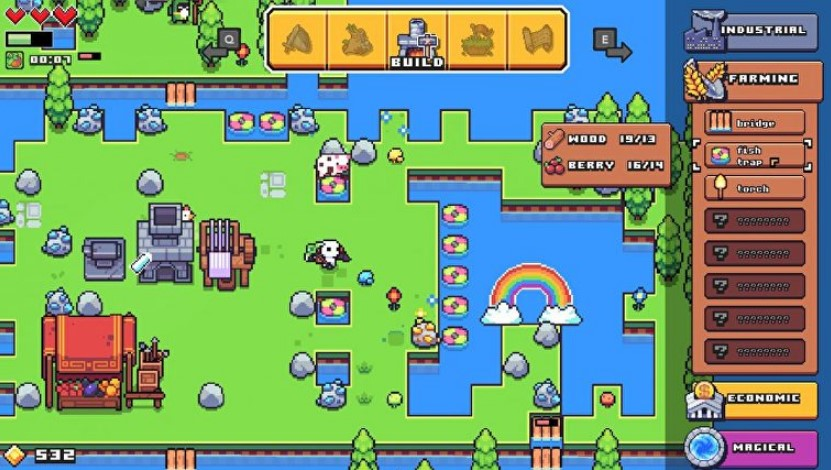 Forager Download Free