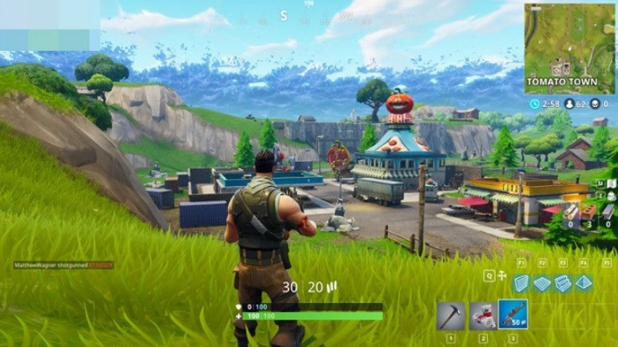 Fortnite Battle Royale Download Free