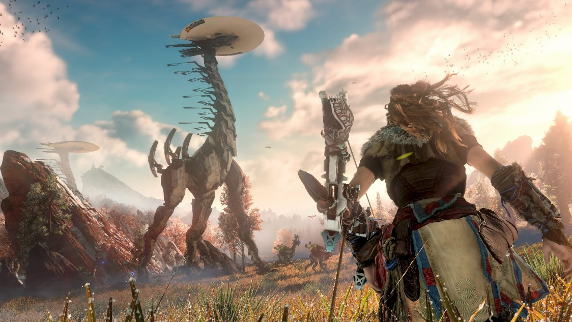 Horizon Zero Dawn PC Download Free