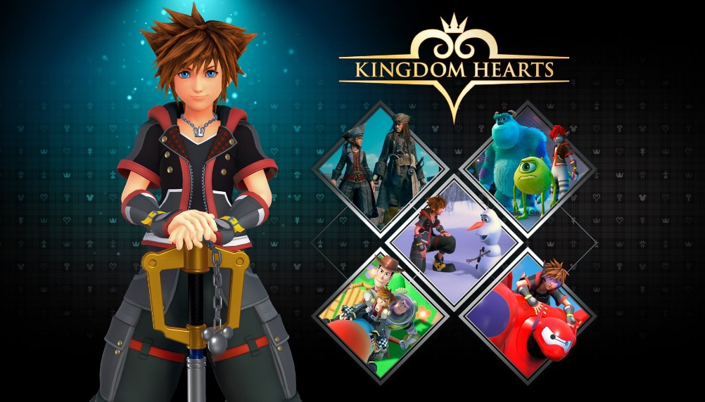 Kingdom Hearts PC Download