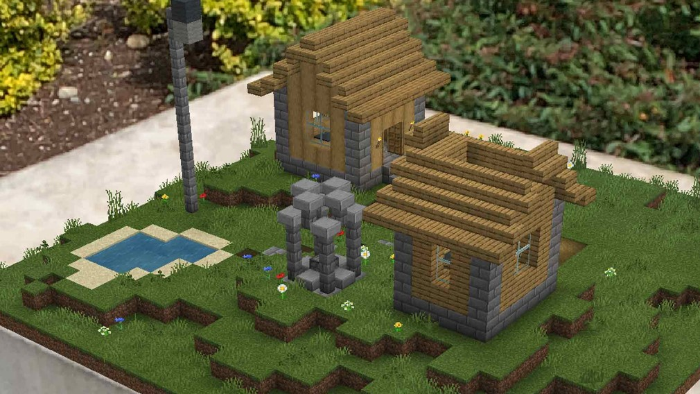 Minecraft Earth Download Free