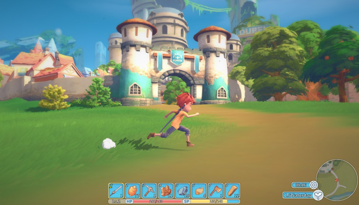 My Time At Portia Download Free