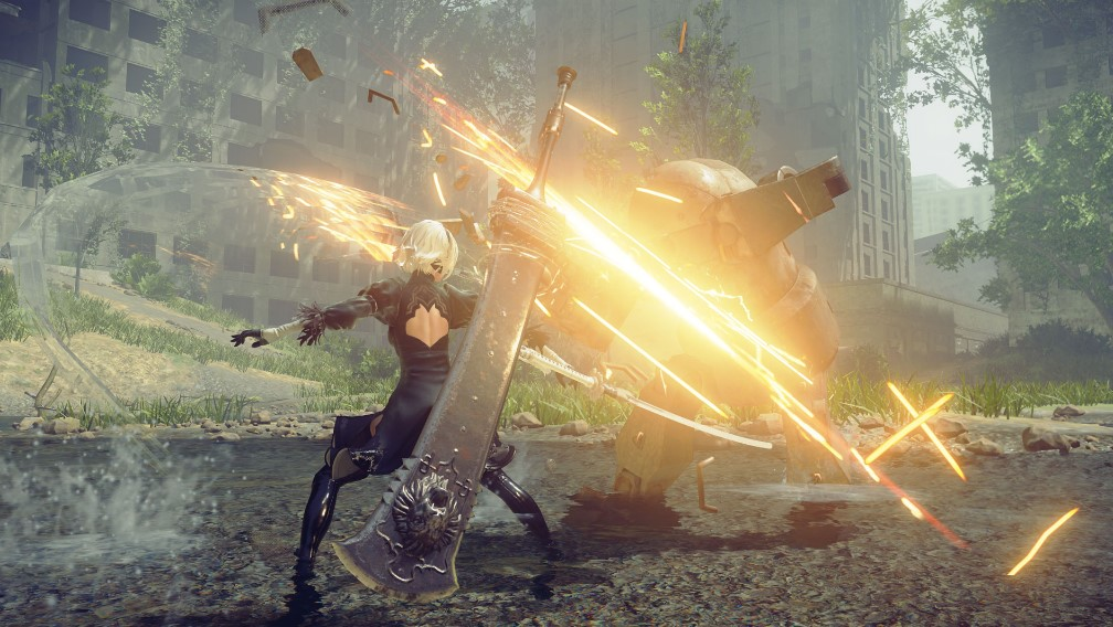 Nier Automata PC Free Download