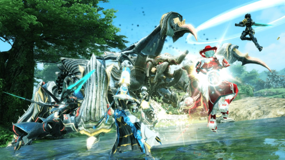 Phantasy Star Online 2 English Free Download