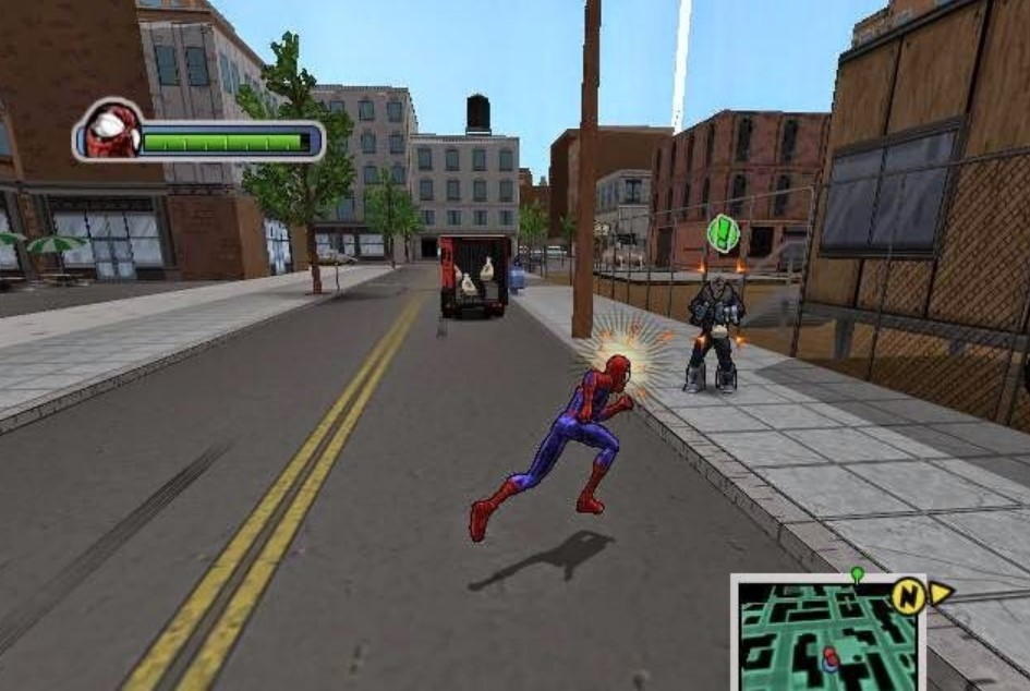 Ultimate Spiderman PC Download Free