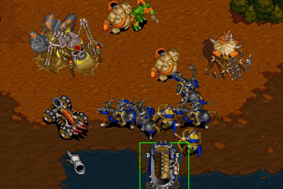 Warcraft 2 Download Free