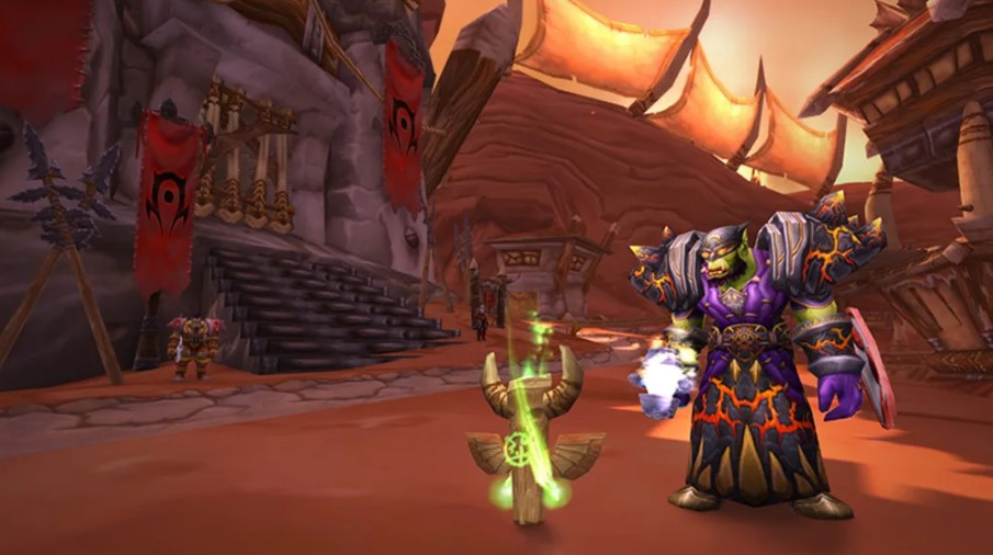 World Of Warcraft Classic Download Free