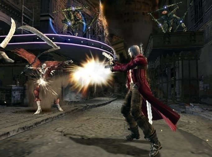 Devil May Cry 3 PC Free Download
