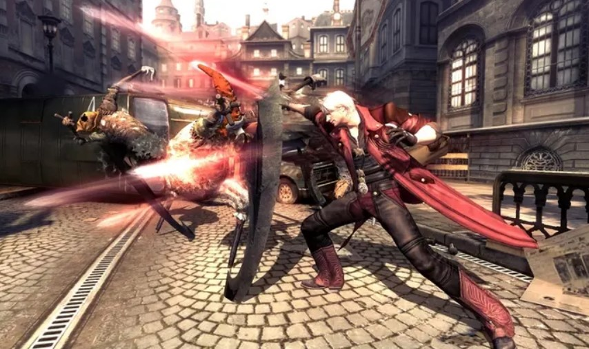 Devil May Cry 4 PC Free Download