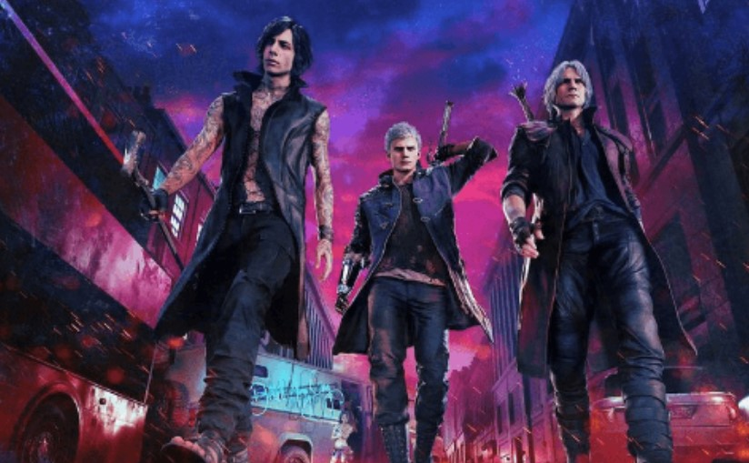 Devil May Cry 5 PC Download Free