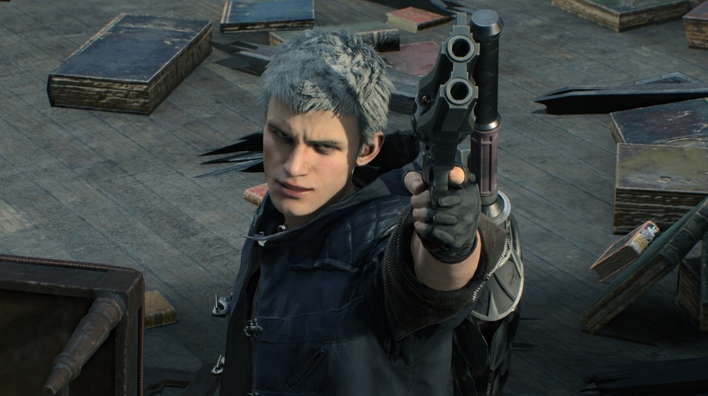 Devil May Cry 5 PC Free Download