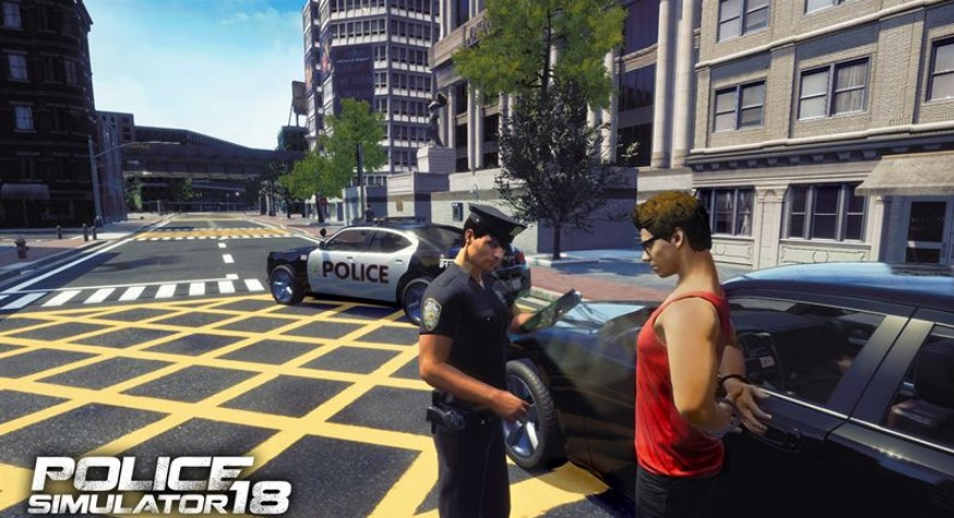 Police Simulator 18 Download Free