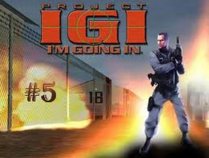 Project IGI 5 Game Free Download