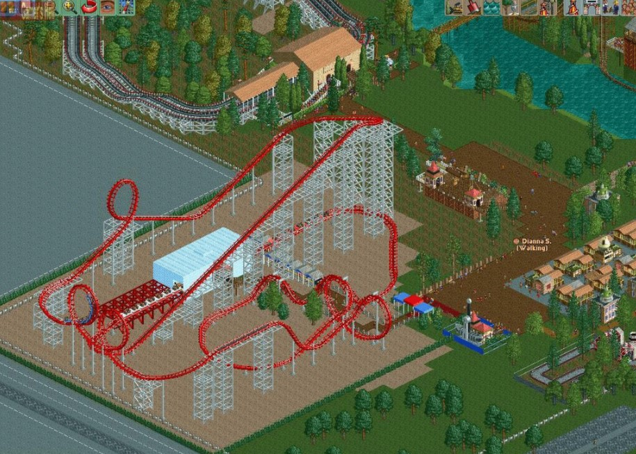 Rollercoaster Tycoon 2 Download Free
