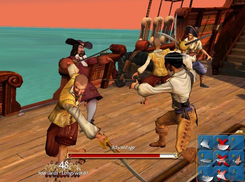 Sid Meier's Pirates Download Free