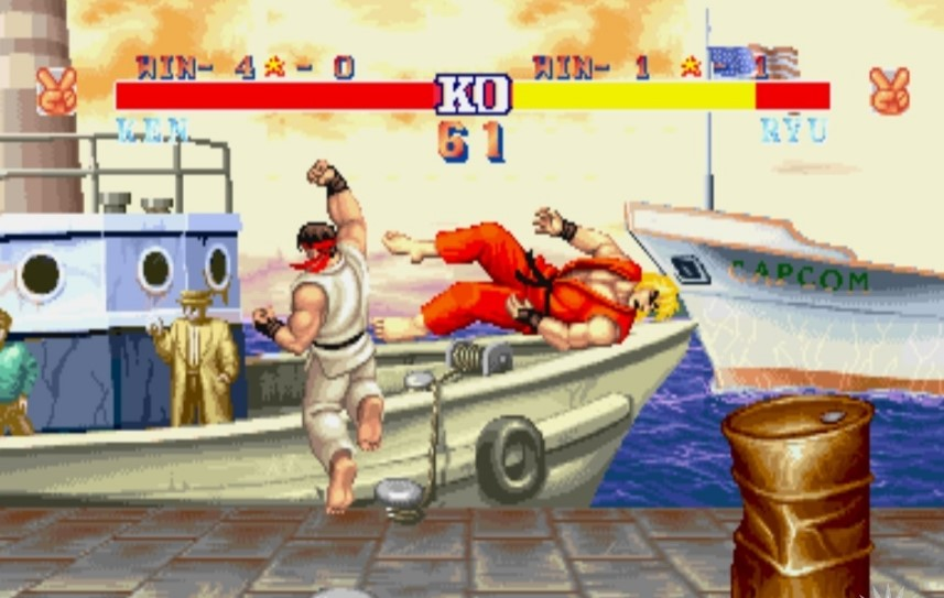 Street Fighter 2 Free Download