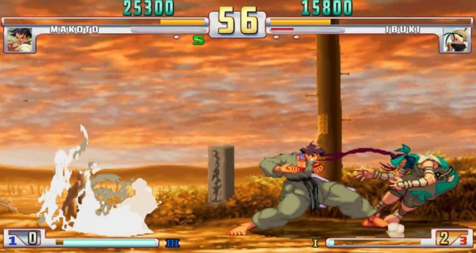 Street Fighter 3 Download Free
