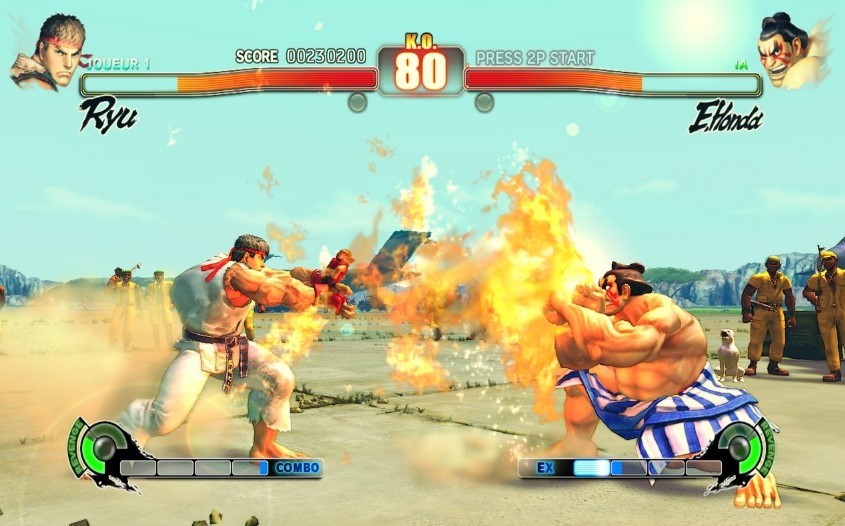 Street Fighter 4 Download Free