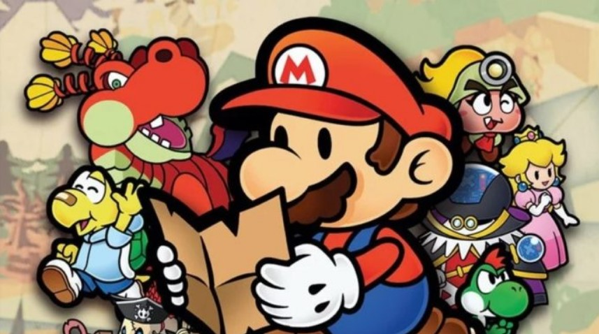 Paper Mario Pro Mode Download Free