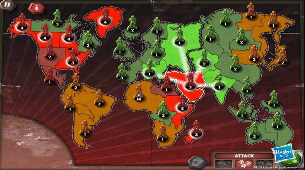 Risk Pc Game