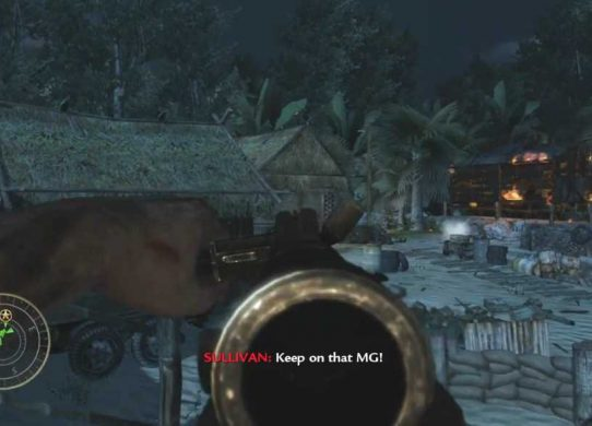 Call Of Duty World Of War Pc